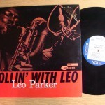Leo Parker LP — And The Winner Is . . .