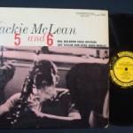 Jazz Vinyl Countdown: Jackie Mclean, 4, 5 & 6