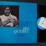 Jazz Vinyl Countdown: Ike Quebec, Blue Note