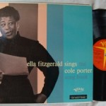 Jazz Vinyl Countdown: Ella Sings Cole