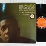 Jazz Vinyl Countdown: John Coltrane, Ballads