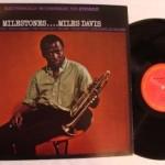 Jazz Vinyl Giveaway, Miles Davis, The Winner Is . . .