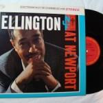 Jazz Vinyl Giveaway: Duke At Newport