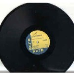 Tracking Blue Note Jazz on 78-RPM