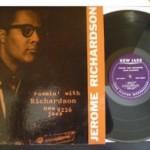 Jazz Vinyl Update: Richardson, Monk, et al