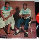 Ella and Louis as Rare Jazz Vinyl