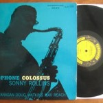 Jazz Vinyl Update: Saxophone Colossi