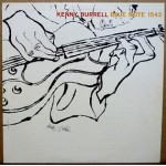 Today's Jazz Vinyl: Burrell, Warhol, A Sealed Book