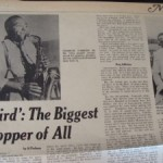 An Old Jazz Collector Tribute To Charlie Parker