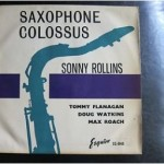 Sonny Rollins, Esquire (And More)