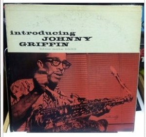 Johnny Griffin Jazz Vinyl
