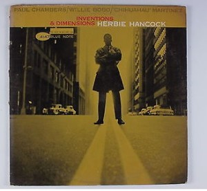 herbie hancock jazz vinyl