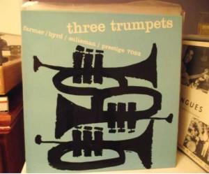 trumpets jazz vinyl