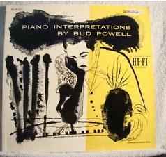Bud Powell jazz record
