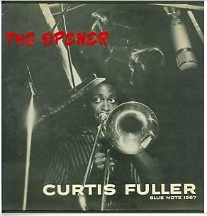 curtis fuller on blue note