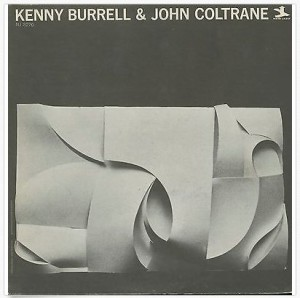 Burrell and Coltrane Jazz Vinyl
