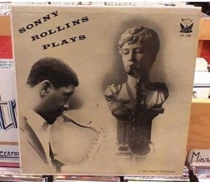 Sonny Rollins Plays Jazz Vinyl