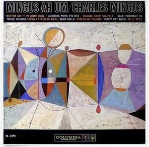 Mingus jazz vinyl