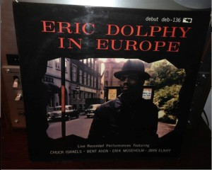 Eric Dolphy copy