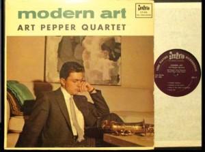 Art Pepper Jazz Vinyl copy