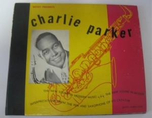 Charlie Parker copy