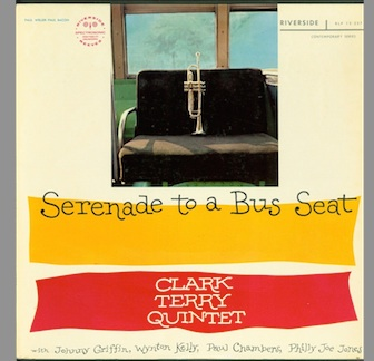 Clark Terry Jazz Vinyl copy