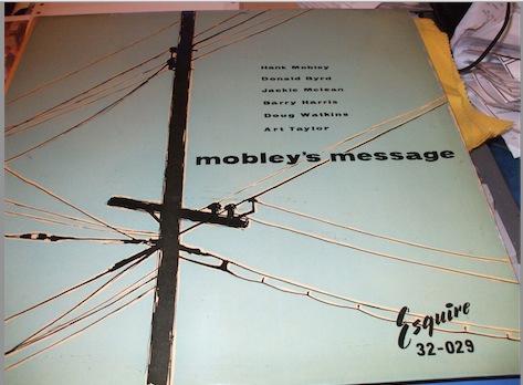 Mobley's MEssage copy
