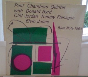 Paul Chambers Jazz Vinyl copy