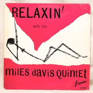 miles davis relaxin copy