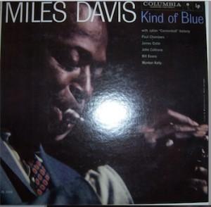 Miles Davis Jazz Vinyyl copy