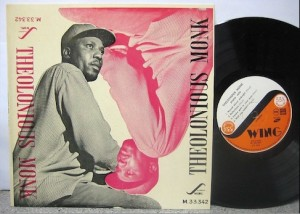 Monk Jazz Vinyl copy