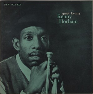 Kenny Dorham Jazz Vinyl copy