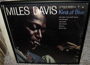 Kind of Blue, Autographed Vinyl
