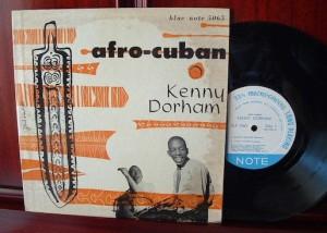 Kenny Dorham Afro Cuban Vinyl