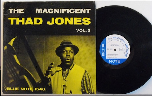 Thad Jones on Blue Note