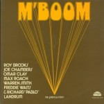 M'Boom, John Gordon and Other Rarities from Jazz Record Center
