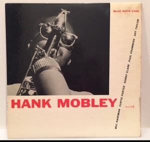 Hank Mobley Jazz Vinyl