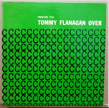 Tommy Flanagan Jazz Vinyl