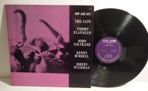 The Cats New Jazz Vinyl