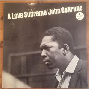 A Love Supreme Jazz Vinyl