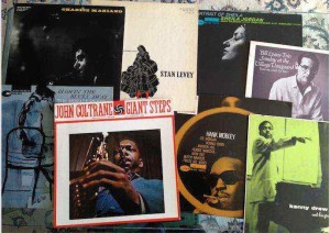 Giant Steps Collection Jazz Vinyl copy