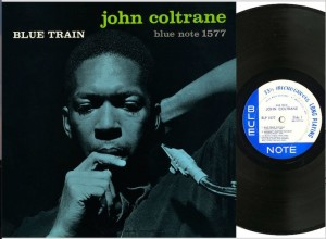 John Coltrane Jazz Vinyl Blue Train