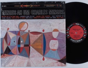 Mingus Jazz Vinyl on Columbia