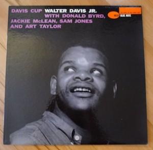 walter davis jazz vinyl