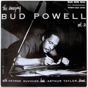Bud Powell Jazz Vinyl copy