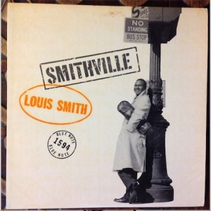 Louis smith Jazz Vinyl