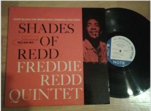 Shades of Redd Jazz Vinyl