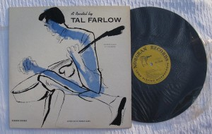 Tal Farlow Jazz Vinyl