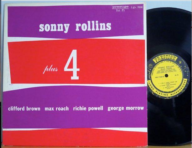 Sonny Rollins Jazz Vinyl