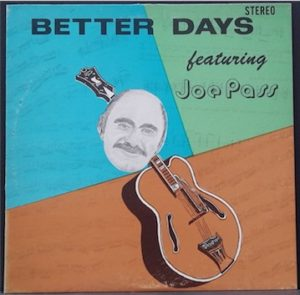Joe Pass Jazz Vinyl